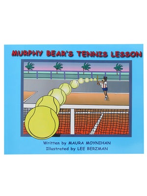 Murphy Bear's Tennis Lesson
