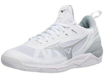 online retailer 1c574 fe785 Product image of Mizuno Wave Luminous Women s Shoes - White Silver