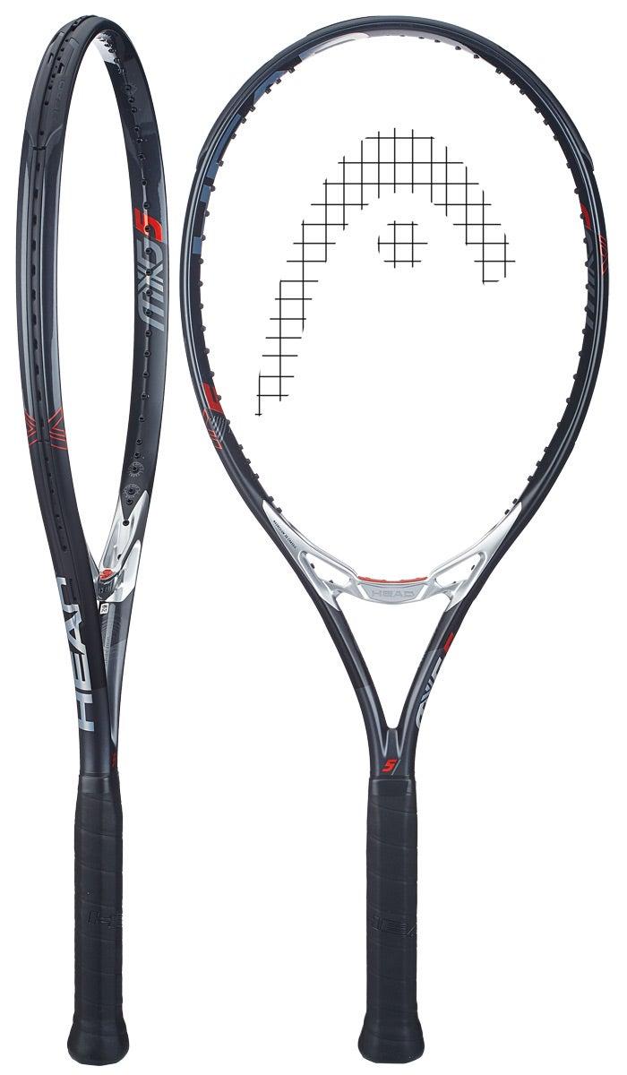 Head MxG 5 Racquets