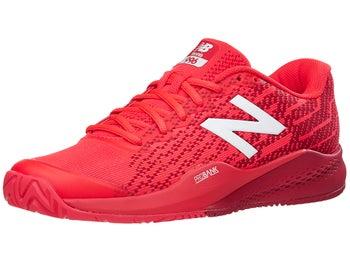 e0807bc88c New Balance MC 996v3 D Red Men's Shoe