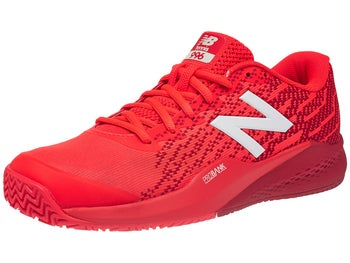 ecf3f3283084d Product image of New Balance MC 996v3 Clay 2E Red Men's Shoe