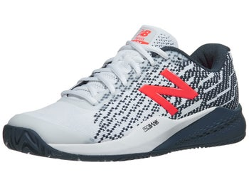 info for 338b1 27396 Product image of New Balance MC 996v3 D White Grey Flame Men s Shoe