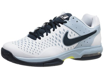 Nike Air Cage Advantage Wh/Blue/Navy Men's Shoe