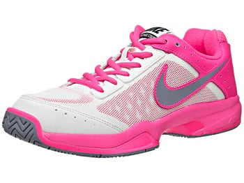 Nike Air Cage Court Ivory/Pink Women's Shoe