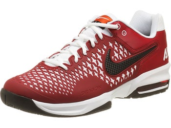 Nike Air Max Cage TS Maroon/White Shoe