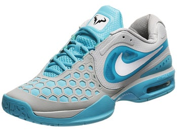 Nike Air Courtballistec 4.3 Grey/Blue Men's Shoe