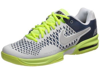 Nike Air Max Cage Navy/Volt/White Men's Shoe