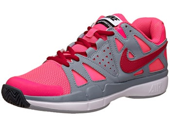 Nike Air Vapor Advantage Grey/Pink Women's Shoe