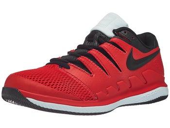 info for e0716 d2cf7 Nike Air Zoom Vapor X Red Black Men s Shoe