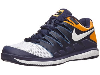 28fe9691409fb ... product image of nike air zoom vapor x blue orange mens shoe