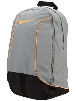 Nike Brasilia 6 Medium Backpack Bag Grey