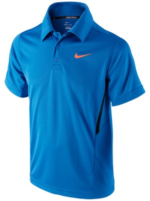 Nike Boy's Fall Net UV Polo