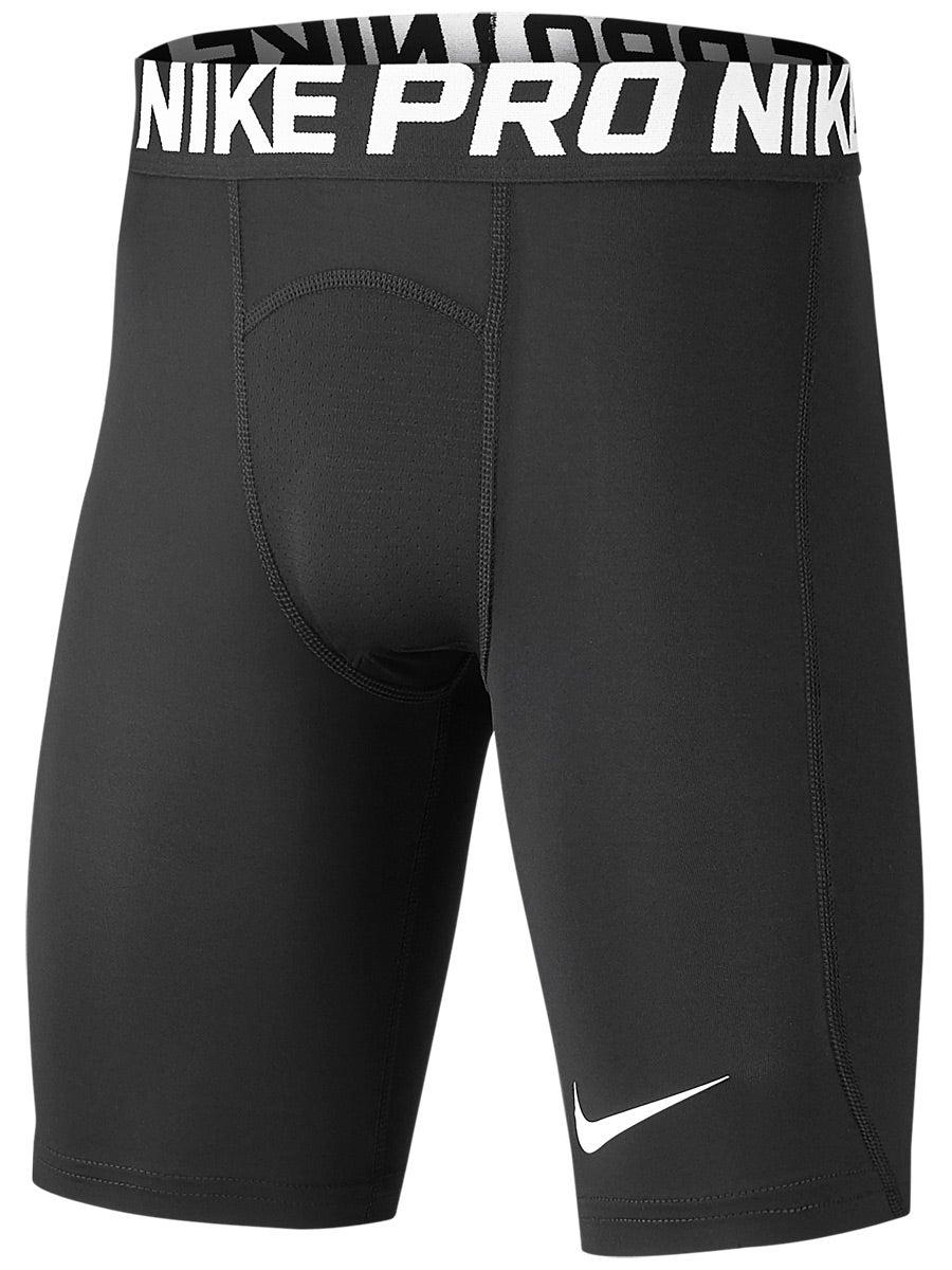 Under Armour Shorts Boys Black Compression Base Layer Pants S M L XL