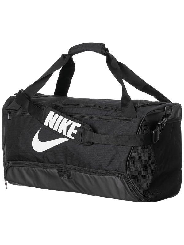 Quizás papa Arqueología  Nike Brasilia Medium Duffel Bag Black