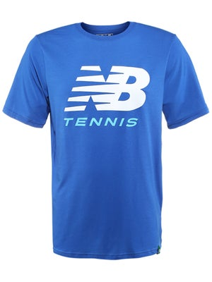 New Balance Men's Spring Brand Tennis Top