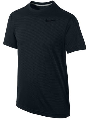 Nike Boy's Summer Dri-Fit Touch Stripe Crew