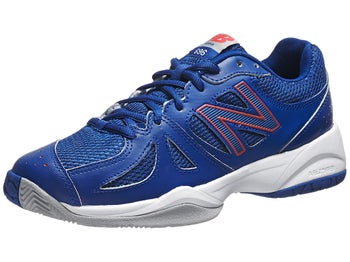 New Balance WC 696 B Blue/Pink Women's Shoe