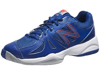 New Balance WC 696 D Blue/Pink Women's Shoe