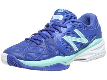 New Balance WC 996 Blue D Women's Shoe