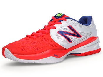 New Balance WC 996 White/Pink B Women's Shoe