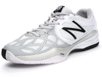 New Balance WC 996 White/Silver B Women's Shoe