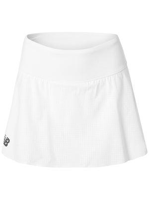 New Balance Women's Fall Tournament Woven Skirt - White