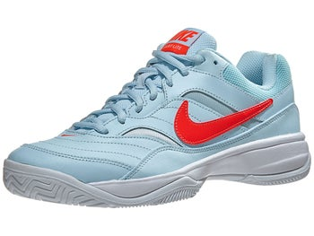 253861d47a Product image of Nike Court Lite Blue Red White Women s Shoe