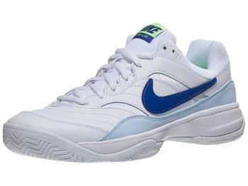 Product image of Nike Court Lite White Half Blue Men s Shoe 79698bffcdb