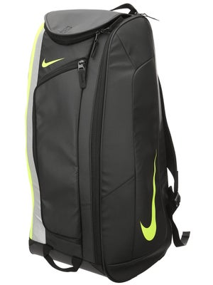 Nike Court Tech 1 Racquet Bag Black/Volt