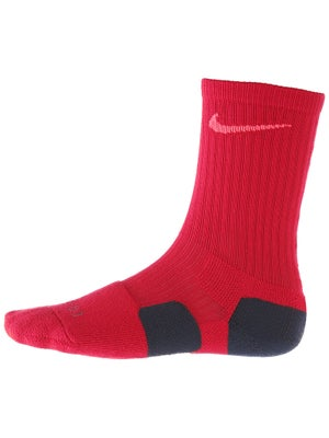 Nike Dri-Fit Elite Crew Sock Fuchsia/Hyper Punch
