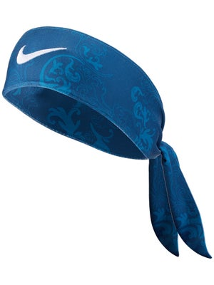 Product image of Nike Dri-Fit Fall Head Tie Green Abyss Print 917ab635b4d