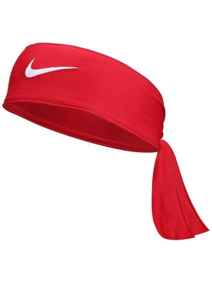 Product image of Nike Dri-Fit Head Tie 2.0 Gym Red