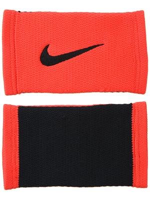 tous les nouveaux jordans qui vient de sortir - Nike Dri-Fit Stealth Doublewide Wristbands Crimson
