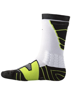 Nike Dri-Fit Vapor Crew Sock White/Black