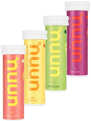 Nuun Electrolyte Enhanced Drink Tabs - Variety Packs