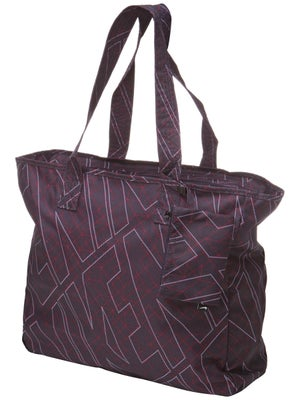 Nike Graphic Play Tote Bag Purple Dynasty