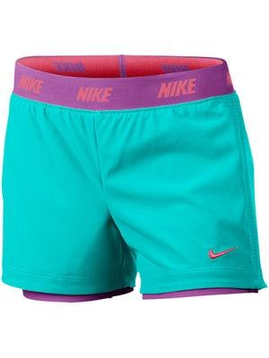 Nike Girl's Summer 2-in-1 Icon Short