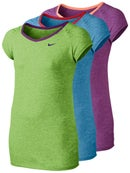 Nike Girl's Summer Cool SS Top