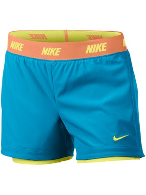 Nike Girl's Spring Icon Woven 2-in-1 Short