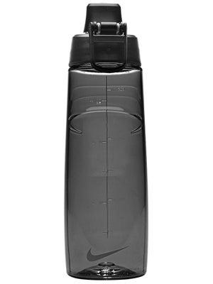 Nike Hydro Flow Water Bottle 24 oz Anthracite