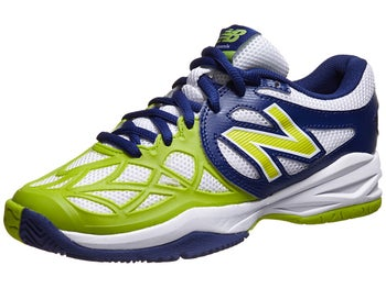 New Balance 996 Blue/Green Junior Shoe
