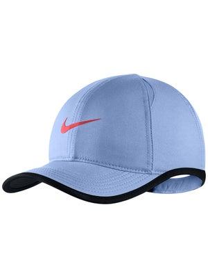Nike Junior Spring Featherlight Hat Aluminum f5f94a65492