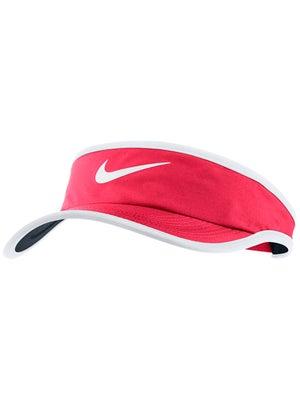 64ac8a48911 Nike Junior Summer Featherlight Visor Pink