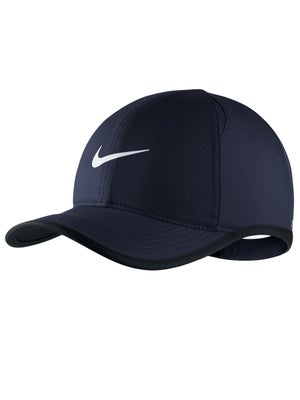 0d902ff7952 ... authentic nike junior spring featherlight hat navy 7e994 e22a5