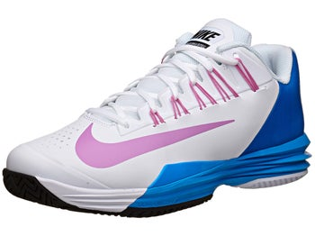 Nike Lunar Ballistec White/Blue Men's Shoe