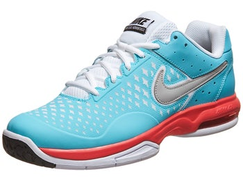 Nike Air Cage Advantage Blue/Laser Crimson Men's Shoe