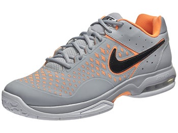 Nike Air Cage Advantage Grey/Atomic Orange Men's Shoe