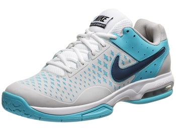 Nike Air Cage Advantage Grey/Gamma Blue Men's Shoe