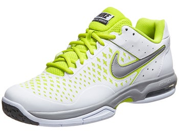 Nike Air Cage Advantage Wh/Venom Green Men's Shoe