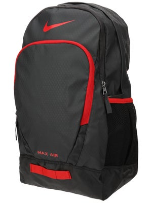 Nike Max Air Large Backpack Anthracite/Red